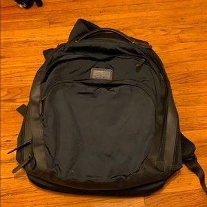 Used Tumi backpack